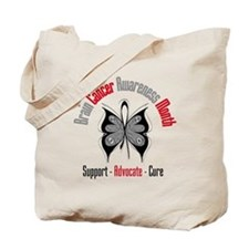 BrainCancerAwarenessMonth Tote Bag