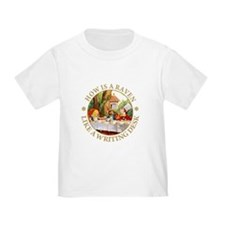 MAD HATTER'S RIDDLE T