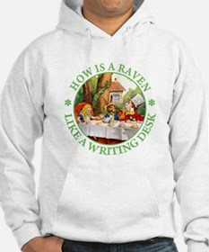 MAD HATTER'S RIDDLE Hoodie