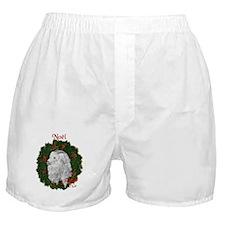Angora Goat Noel Boxer Shorts