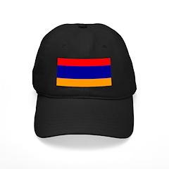 Armenia Armenian Blank Flag Baseball Hat