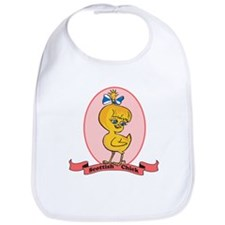 Scottish Chick Bib