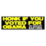 Socialist Bastard Bumper Sticker (10 pk)