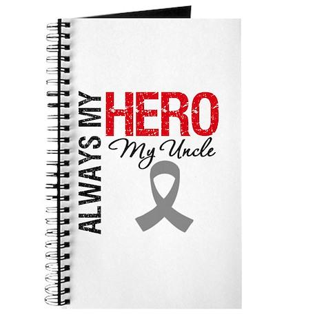 Brain Cancer Hero Uncle Journal