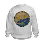 USS SCAMP Kids Sweatshirt