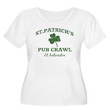 El Salvador pub crawl T-Shirt