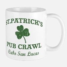 Cabo San Lucas pub crawl Mug