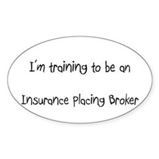 I'm Training To Be An Insurance Placing Broker Sti
