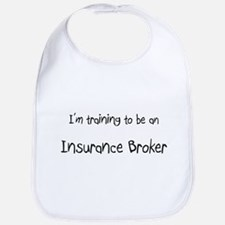 I'm Training To Be An Insurance Broker Bib