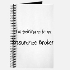 I'm Training To Be An Insurance Broker Journal