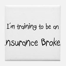 I'm Training To Be An Insurance Broker Tile Coaste