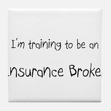 I'm Training To Be An Insurance Broker Tile Coaste