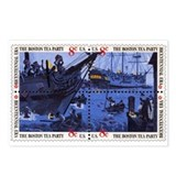 Boston tea party Postcards