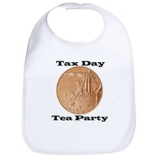 Boston tea party Bib