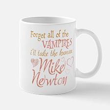 Twilight Mike Newton Mug