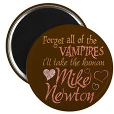 Twilight Mike Newton Magnet