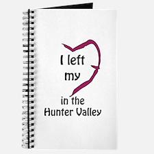 I left my heart Journal