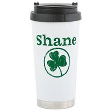 Shane shamrock Travel Mug