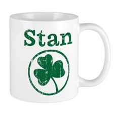 Stan shamrock Mug
