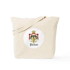 Jordanian Coat of Arms Seal Tote Bag