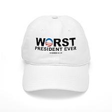 Worst President Ever Baseball Cap