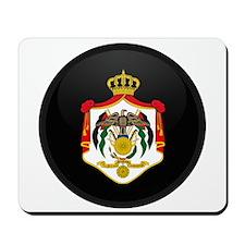 Coat of Arms of Jordan Mousepad