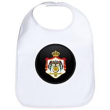 Coat of Arms of Jordan Bib