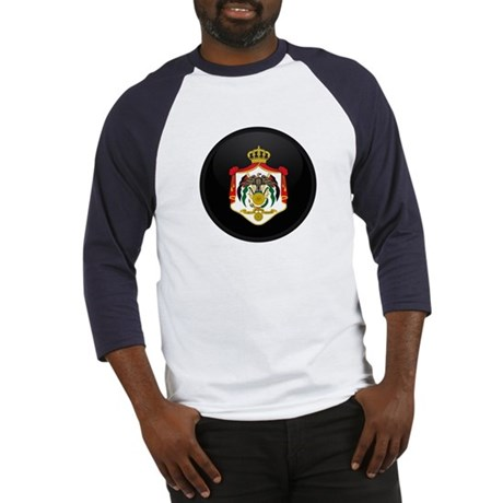 Coat of Arms of Jordan Baseball Jersey