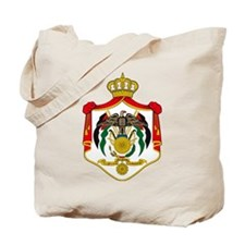 Jordan Coat of Arms Tote Bag