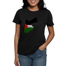 Jordan Flag Map Tee