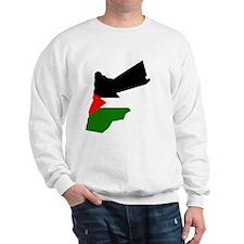 Jordan Flag Map Sweatshirt