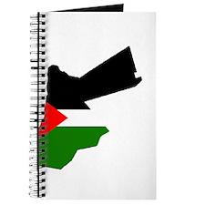 Jordan Flag Map Journal