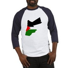 Jordan Flag Map Baseball Jersey