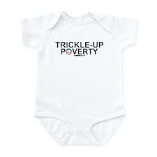 Trickle-Up Poverty Infant Bodysuit