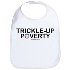 Trickle-Up Poverty Bib