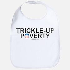 Trickle-Up Poverty Bib