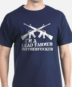 im a lead farmer tropic thunder T-Shirt