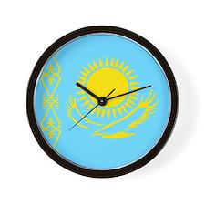 Kazakhstani Wall Clock