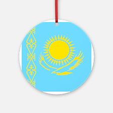 Kazakhstani Ornament (Round)