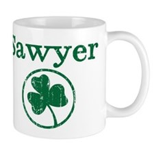Sawyer shamrock Mug