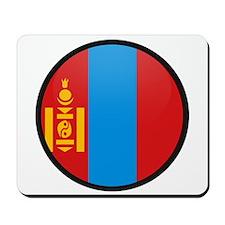 mongolia Mousepad