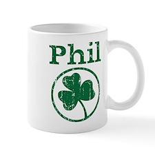 Phil shamrock Mug