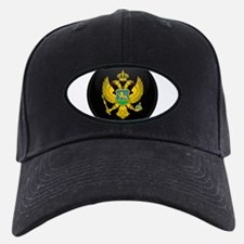 Coat of Arms of montenegro Baseball Hat