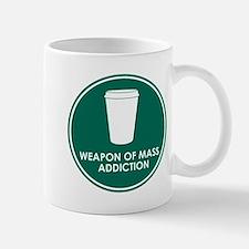Weapon of Mass Addiction Mug
