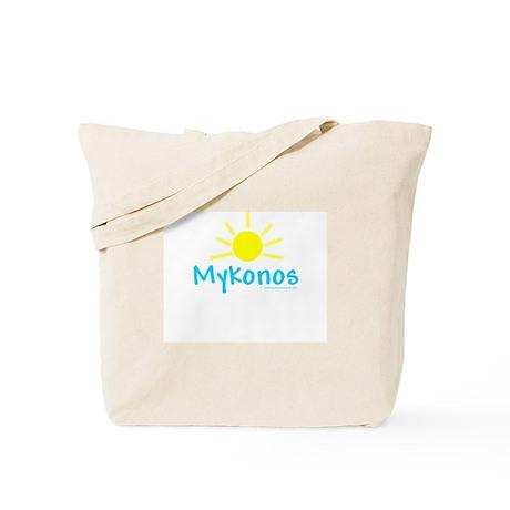 Mykonos - Tote Bag