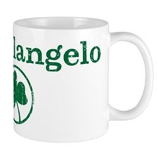 Michelangelo shamrock Mug