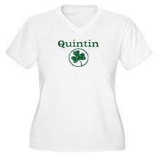 Quintin shamrock T-Shirt