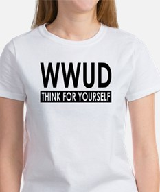 WWUD - Think For Yourself Tee
