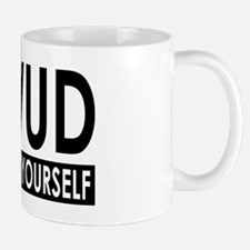 WWUD - Think For Yourself Mug