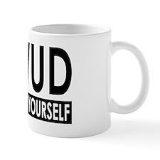 WWUD - Think For Yourself Mug